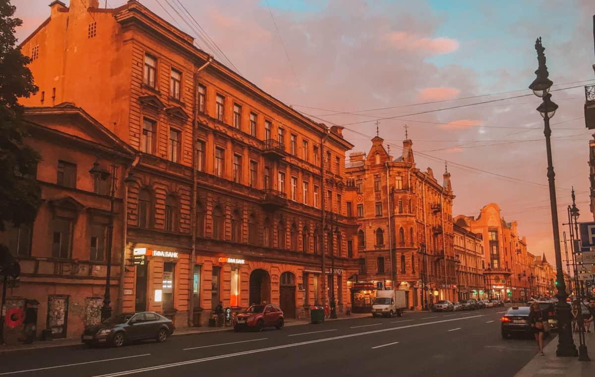 Best tours in St. Petersburg, Russia