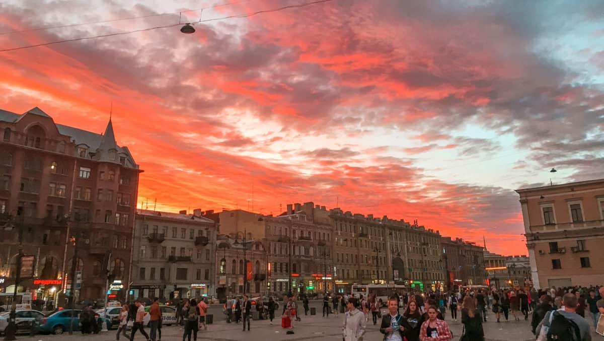 St Petersburg travel tips blog