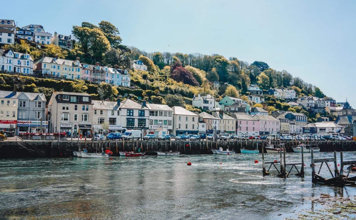 Looe Cornwall prettiest villages