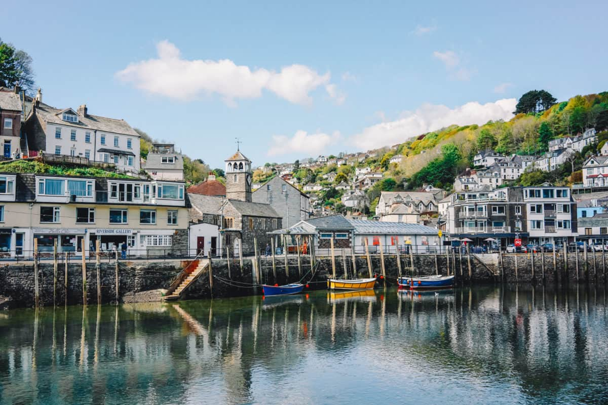 Looe Cornwall prettiest villages