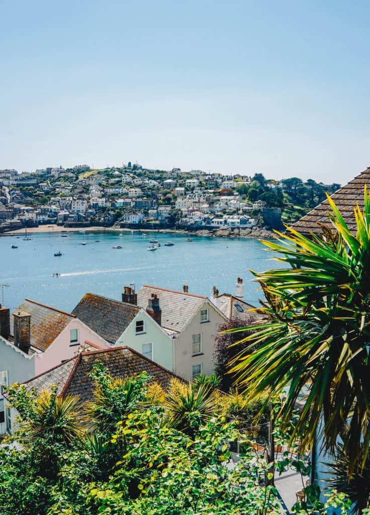 Fowey Cornwall prettiest towns