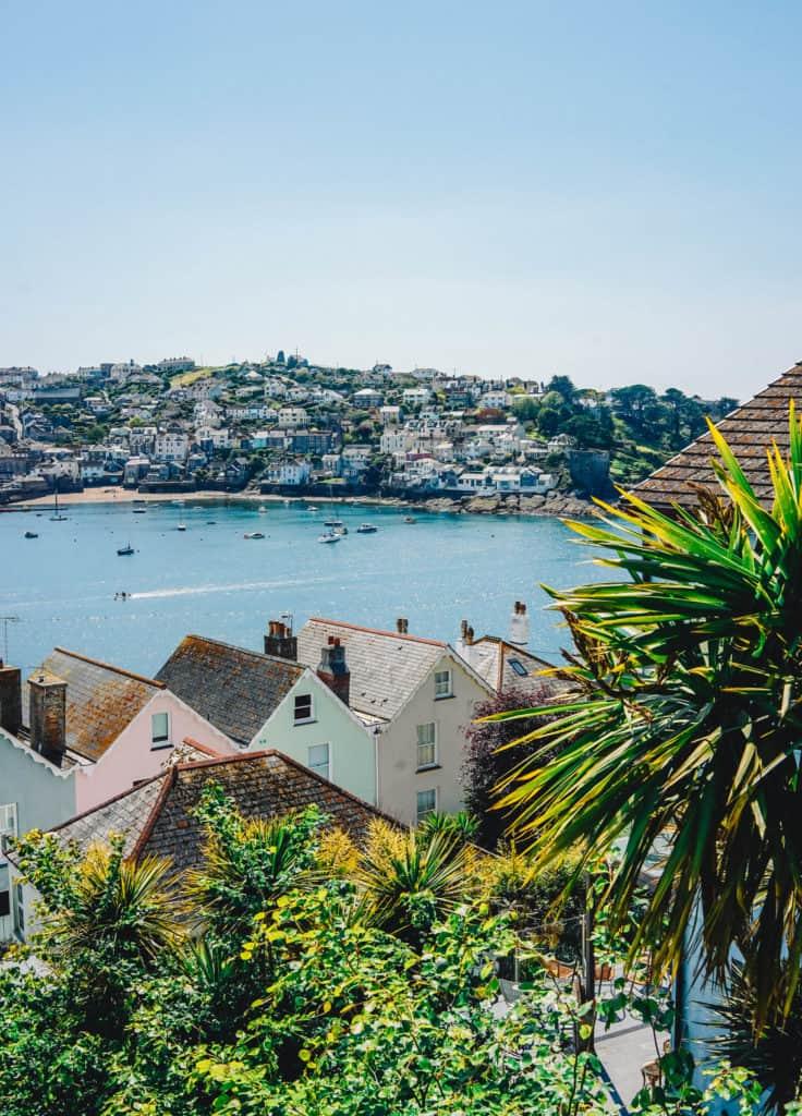 Fowey Cornwall prettiest towns
