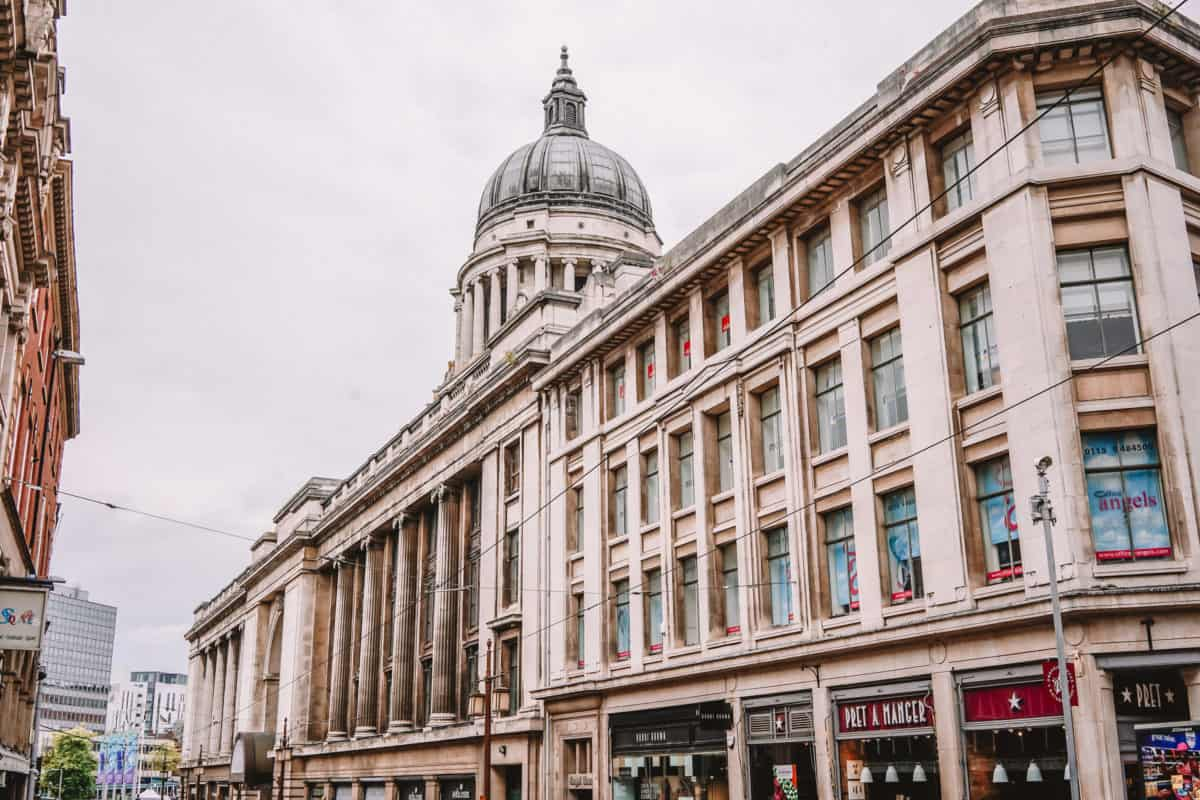 Fun weekend in Nottingham, England: 11 amazing things to do