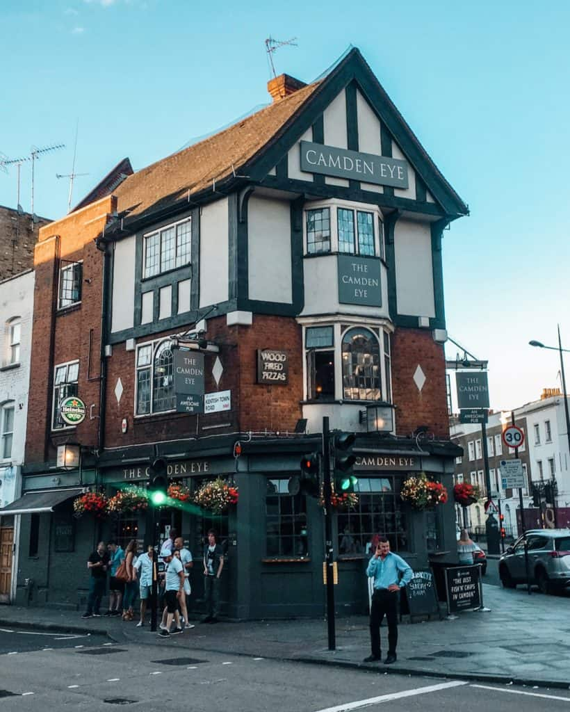 Camden town - little known places in London