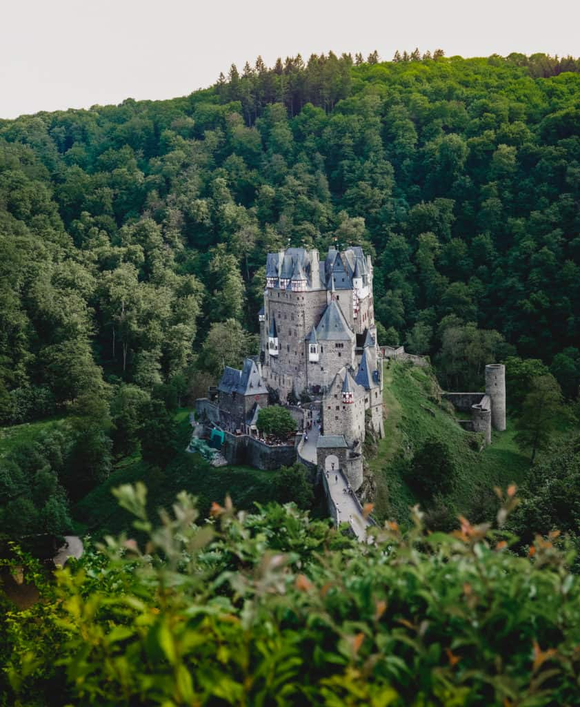 Most instagrammable castle in the world