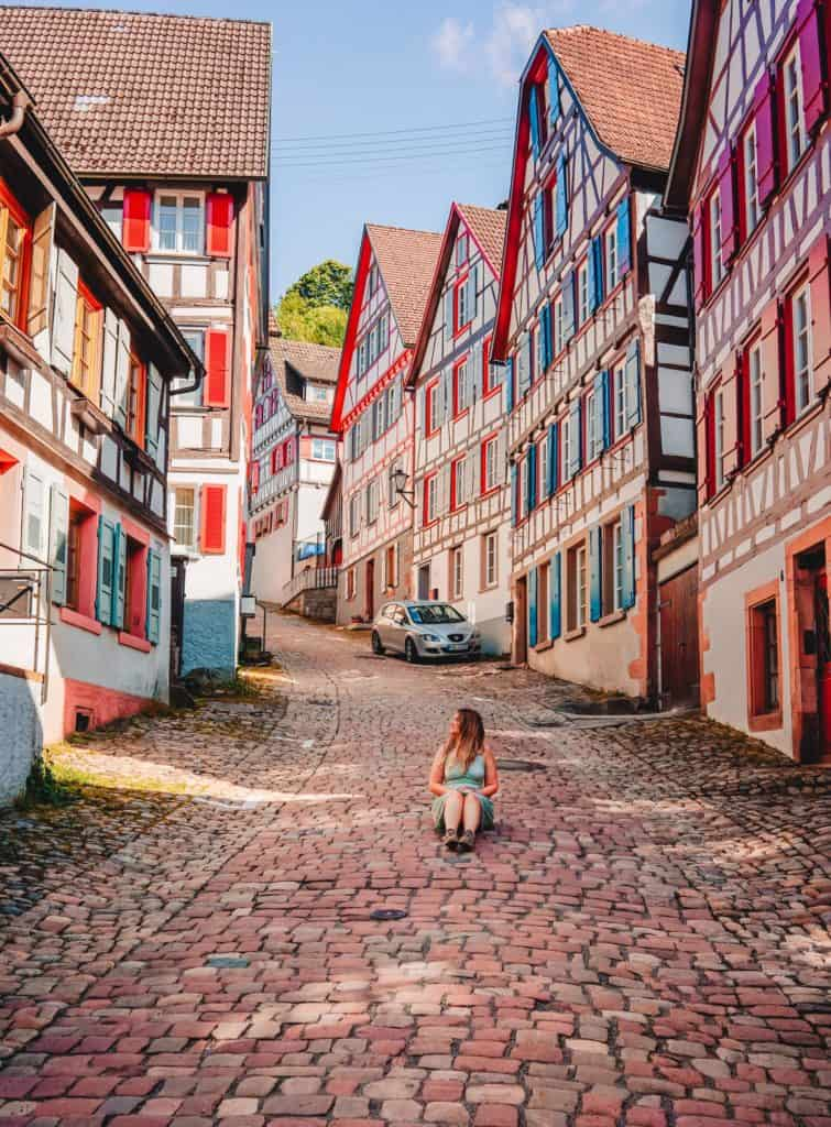 Schiltach - one of the most beautiful villages in Germany