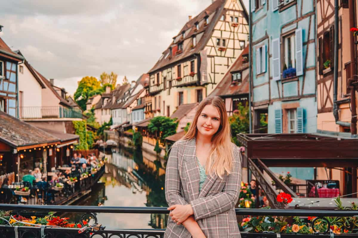 The most beautiful city in France - Colmar