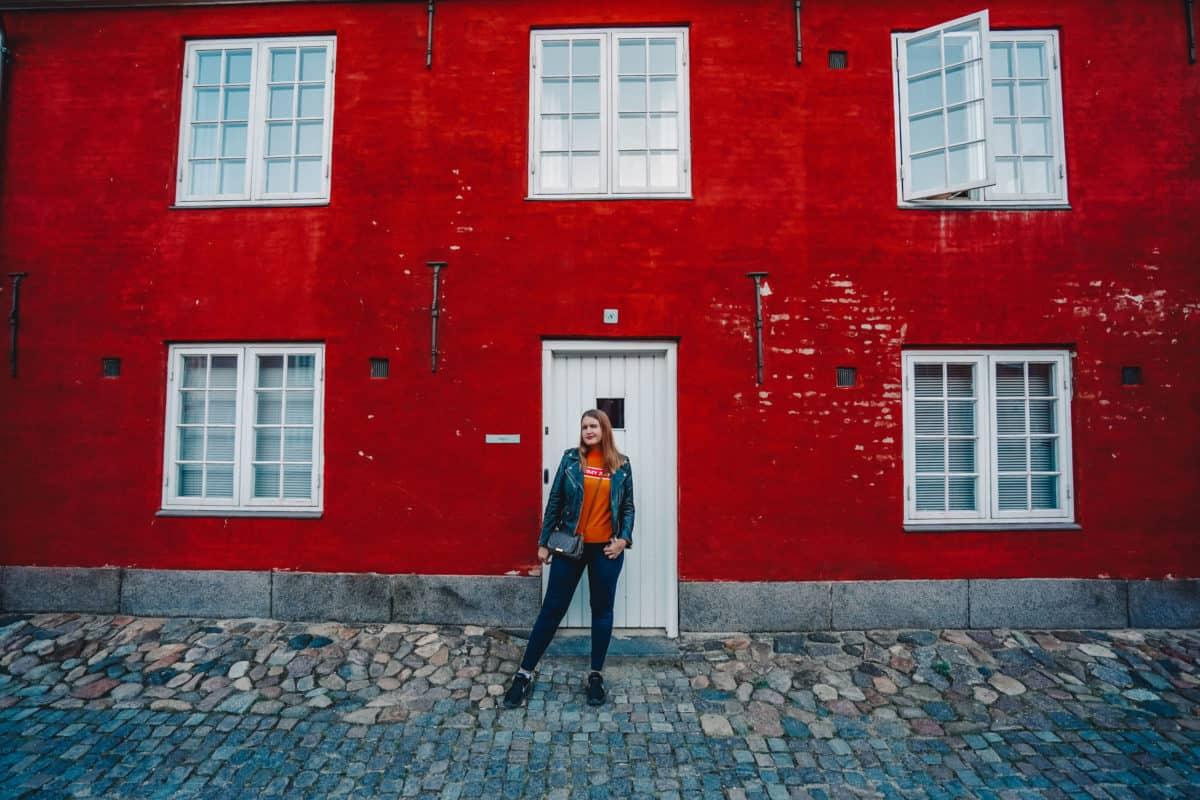 Instagrammable streets in Copenhagen