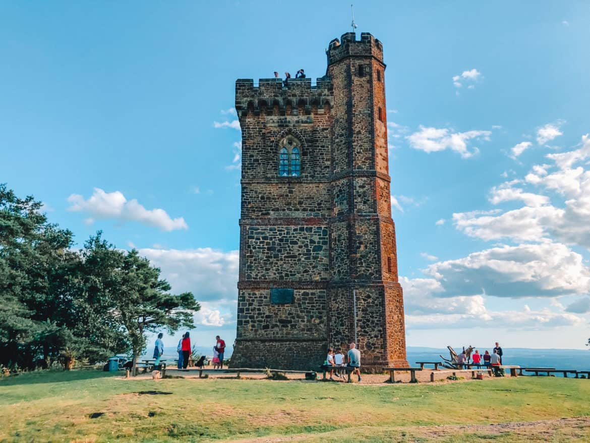 Amazing day hike near London: Dorking to Leith Hill   Surrey Hills AONB Hike