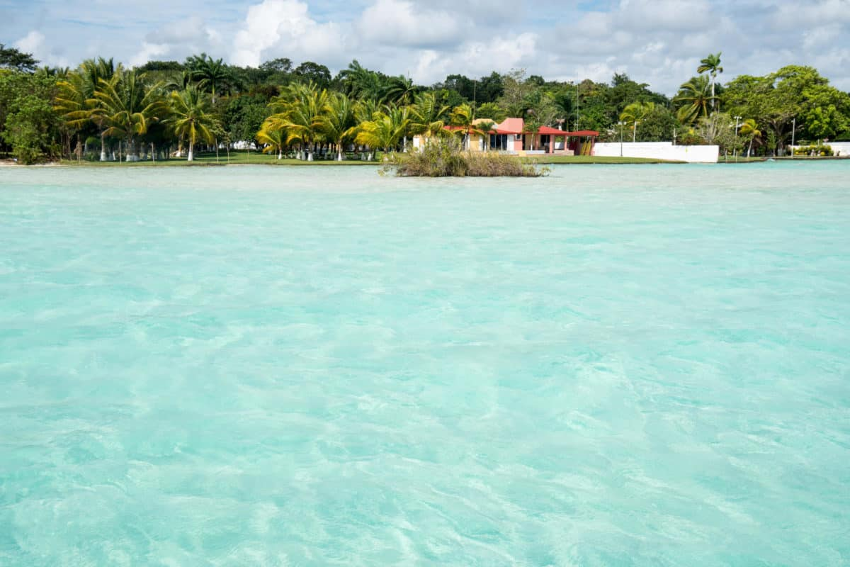 amazing places to visit in Mexico  Bacalar Lagoon