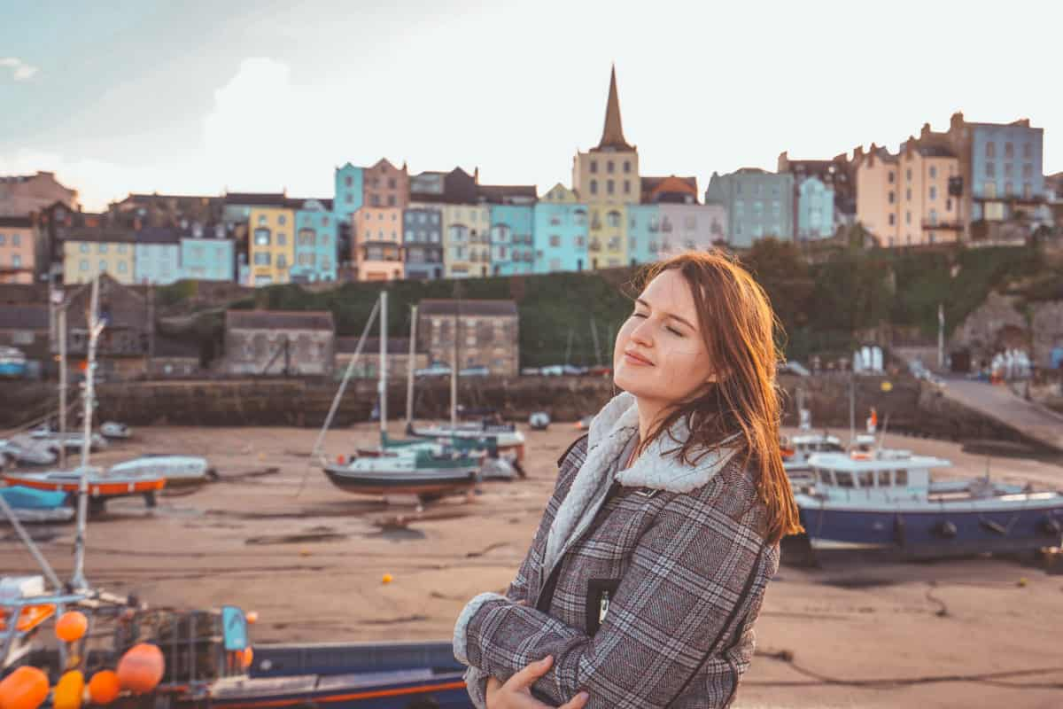Tenby - the most beautiful town in Wales | Weekend in Wales