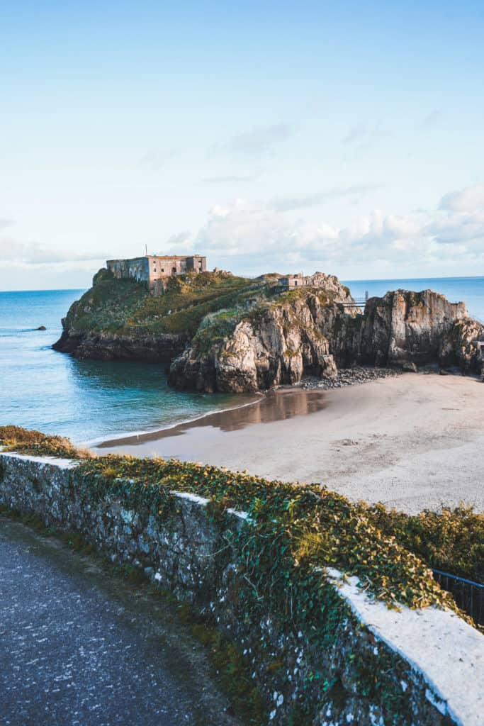 Tenby - the most beautiful town in Wales   Weekend in Wales
