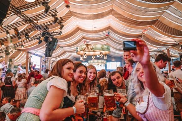Best alternatives to Oktoberbest in Munich