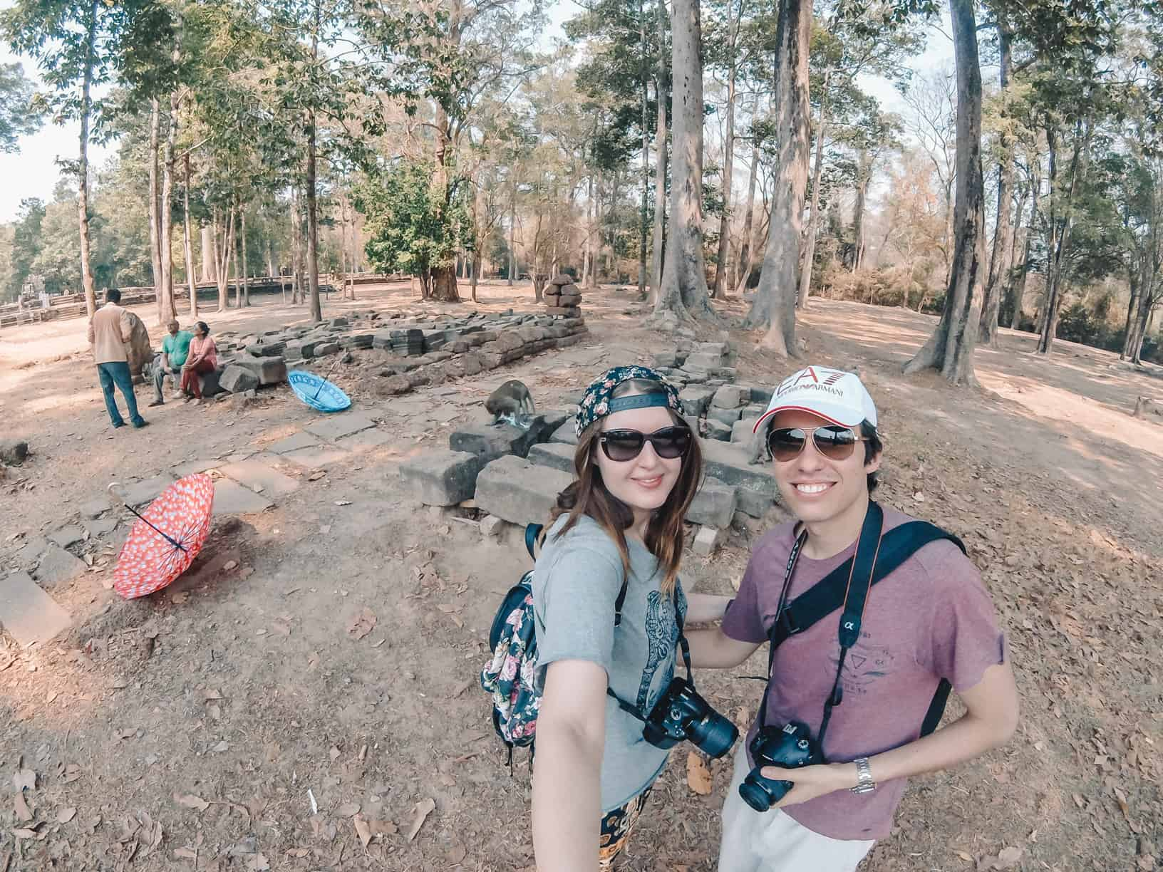How to travel between Thailand and Cambodia? Bangkok & Siem Reap on the same trip