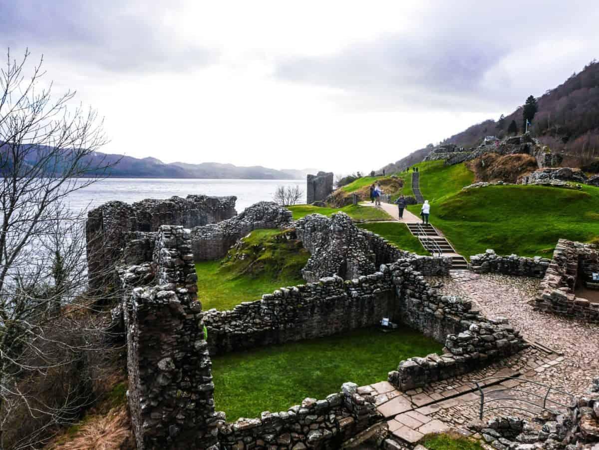 Loch Ness Scotland travel bucket list
