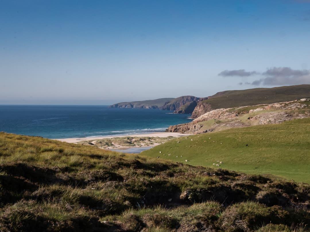 Sandwood Bay - Scotland bucket list