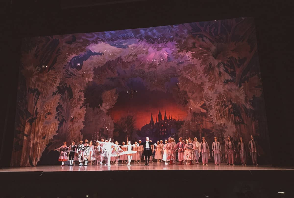 The Nutcracker at Mariinsky Theatre