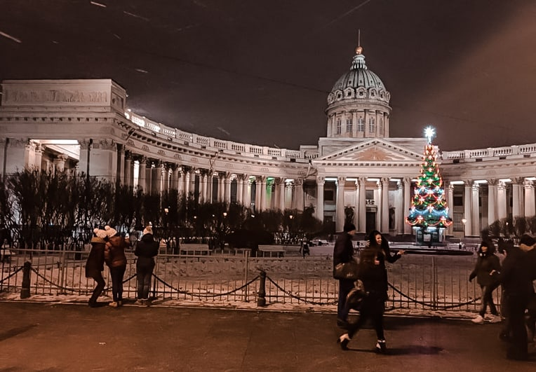 Free things to do in Saint Petersburg Russia