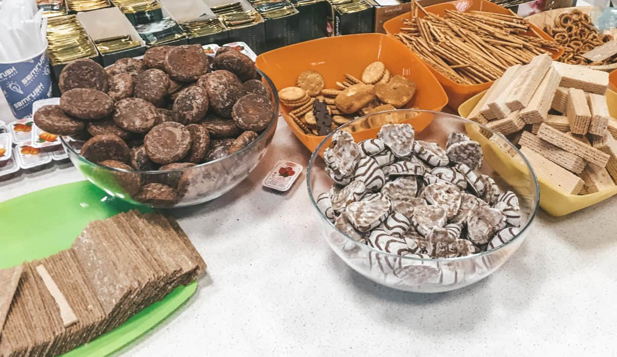 Best desserts to try in St. Petersburg