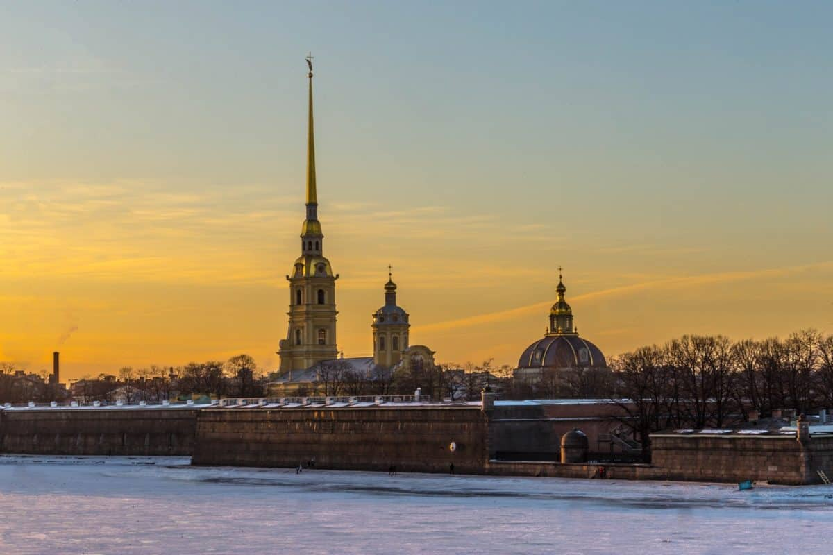 amazing free things to do in Saint Petersburg