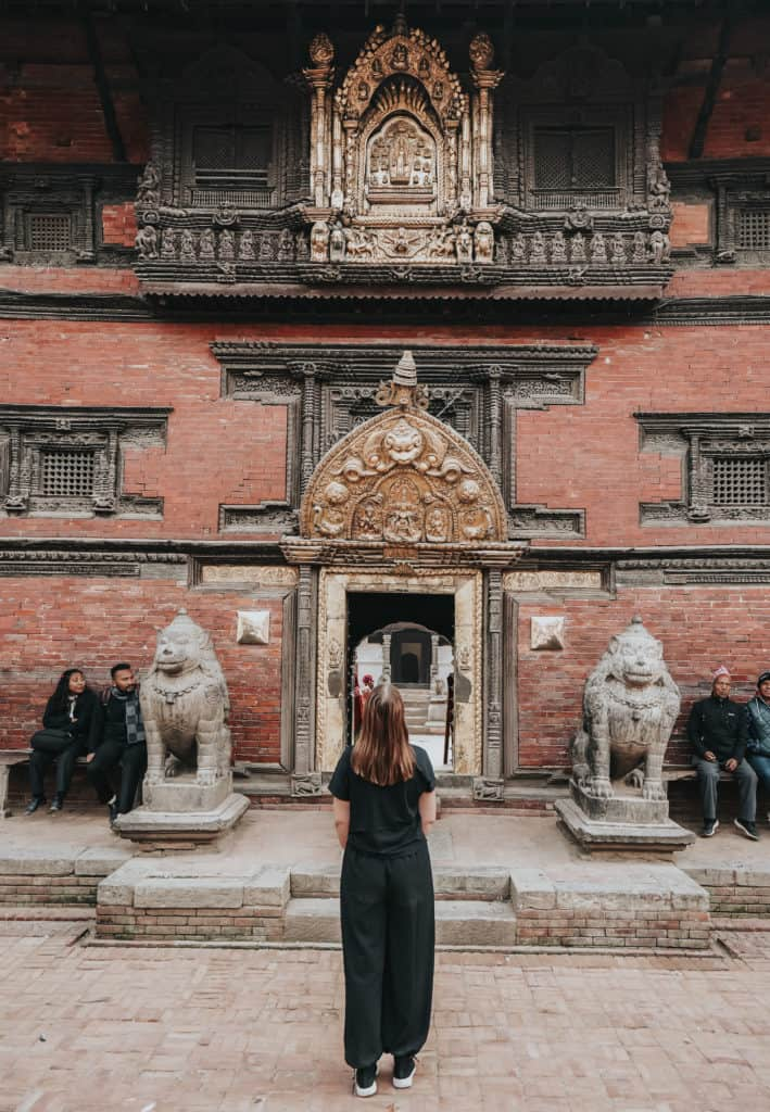 Patan Durbar Square - photo spots in Kathmandu