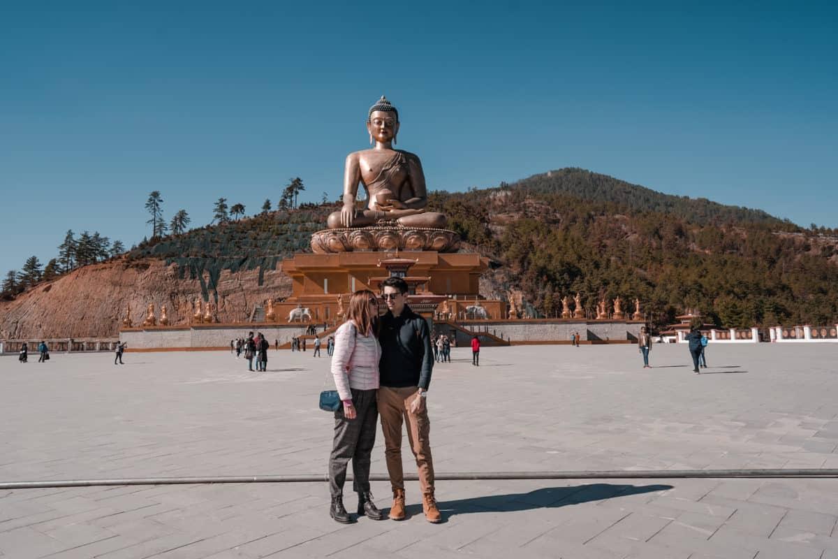 Big Buddha Bhutan