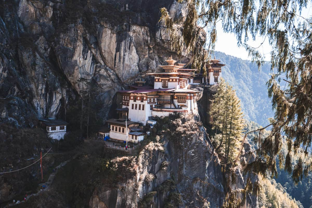 Optimal Itinerary for 4 Days in Bhutan in November: Punakha, Tiger's Nest & more