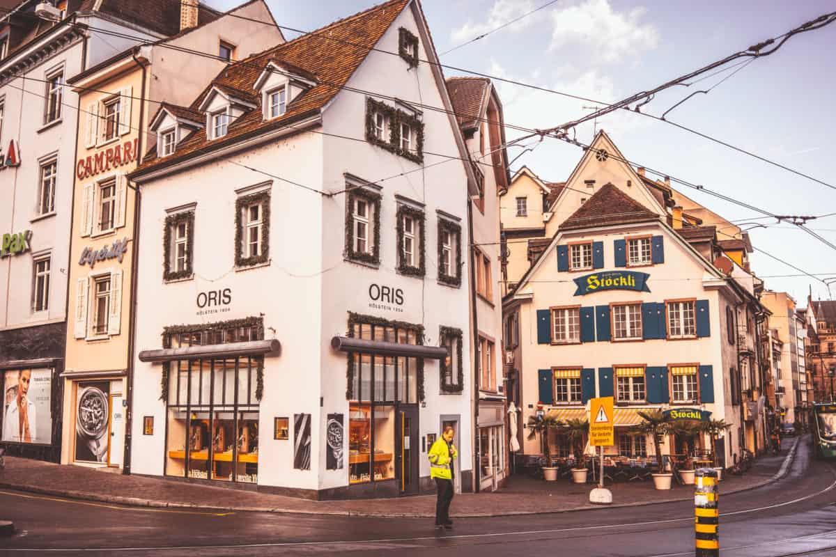 Basel in December