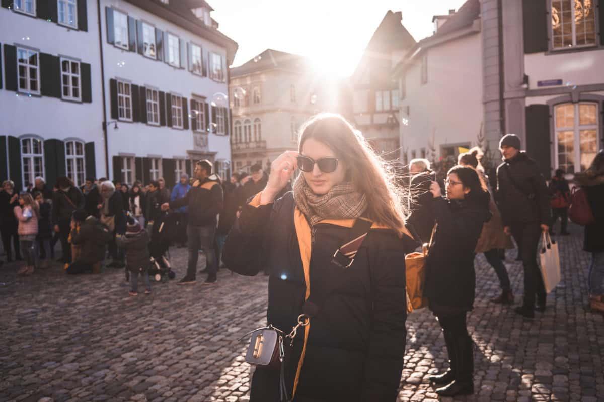 Weekend in Basel in winter