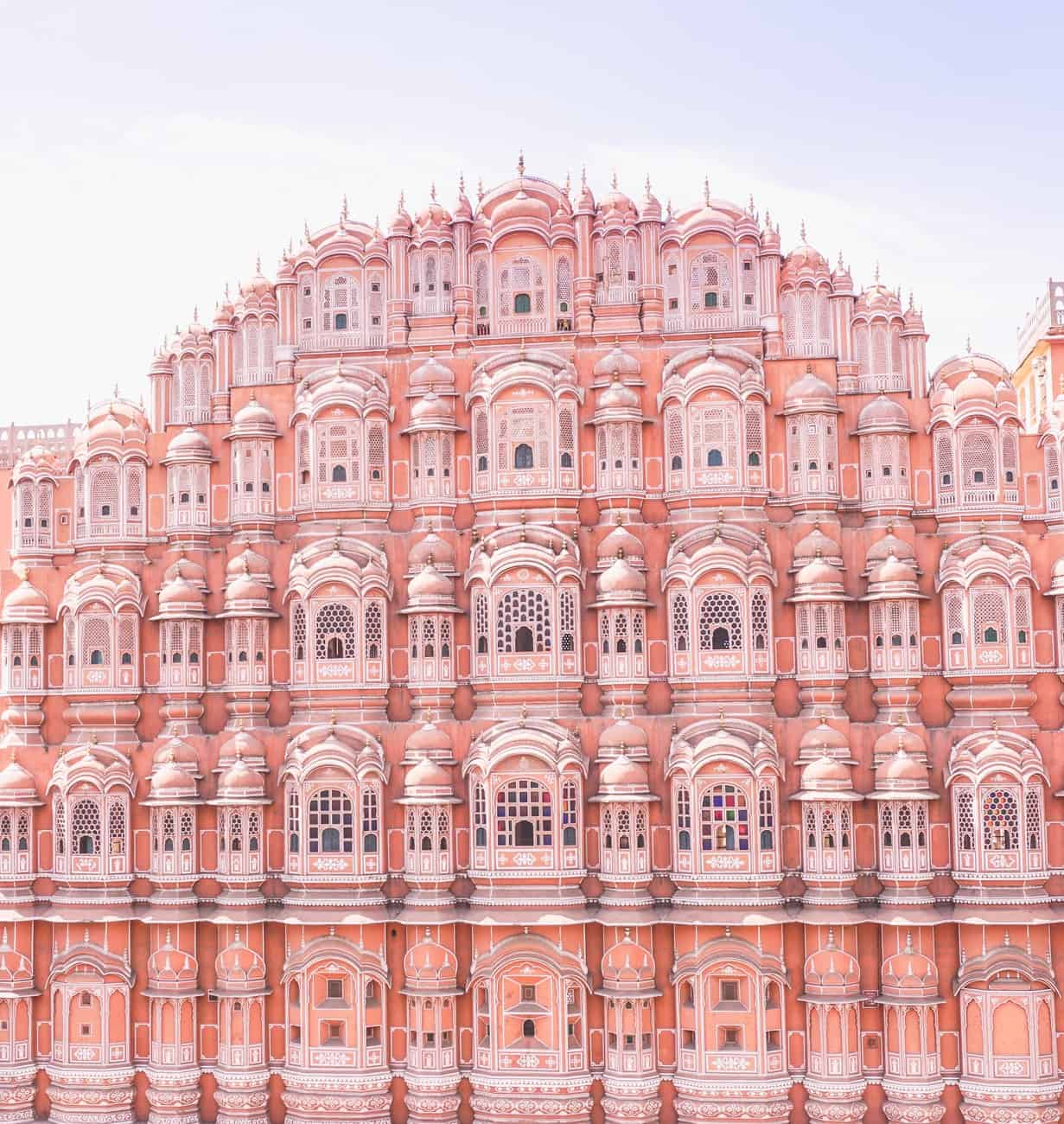 4 days in India: Delhi, Jaipur and Agra | Short trip to North India