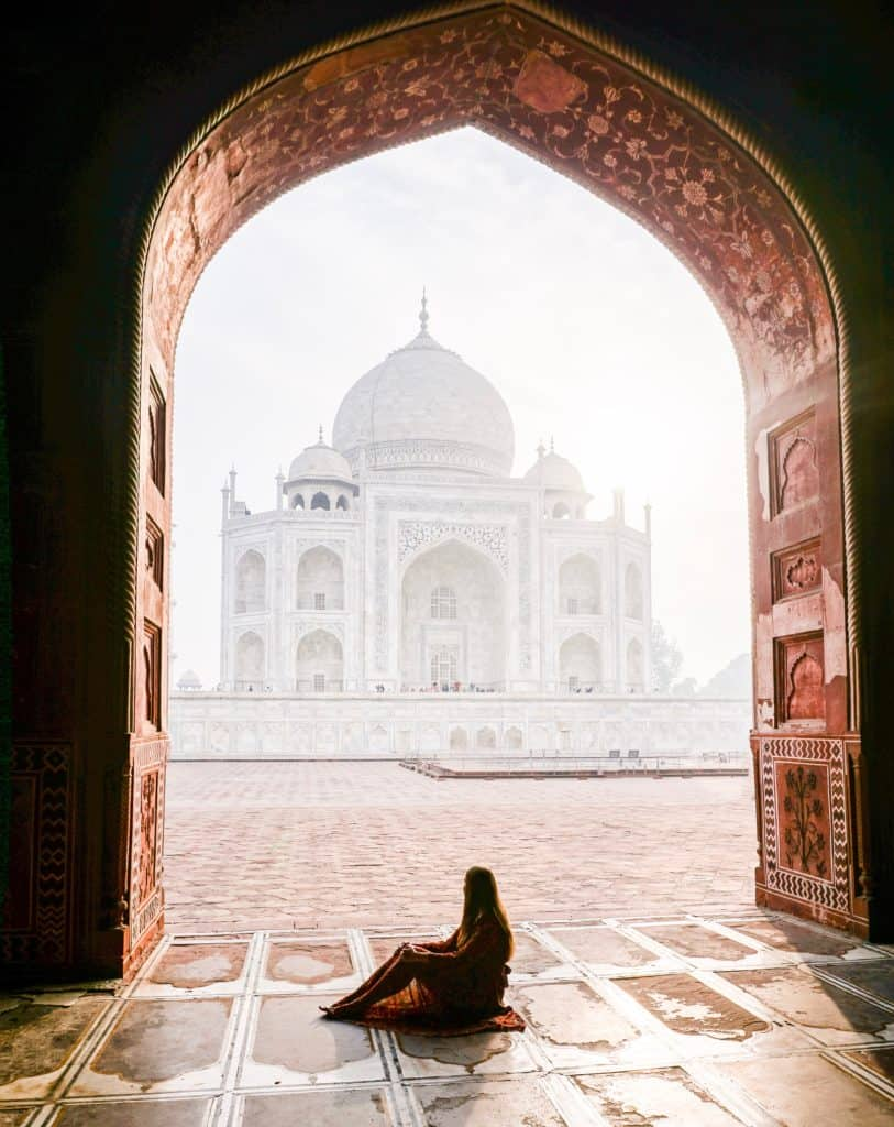 Itinerary for Golden Triangle in 4 days