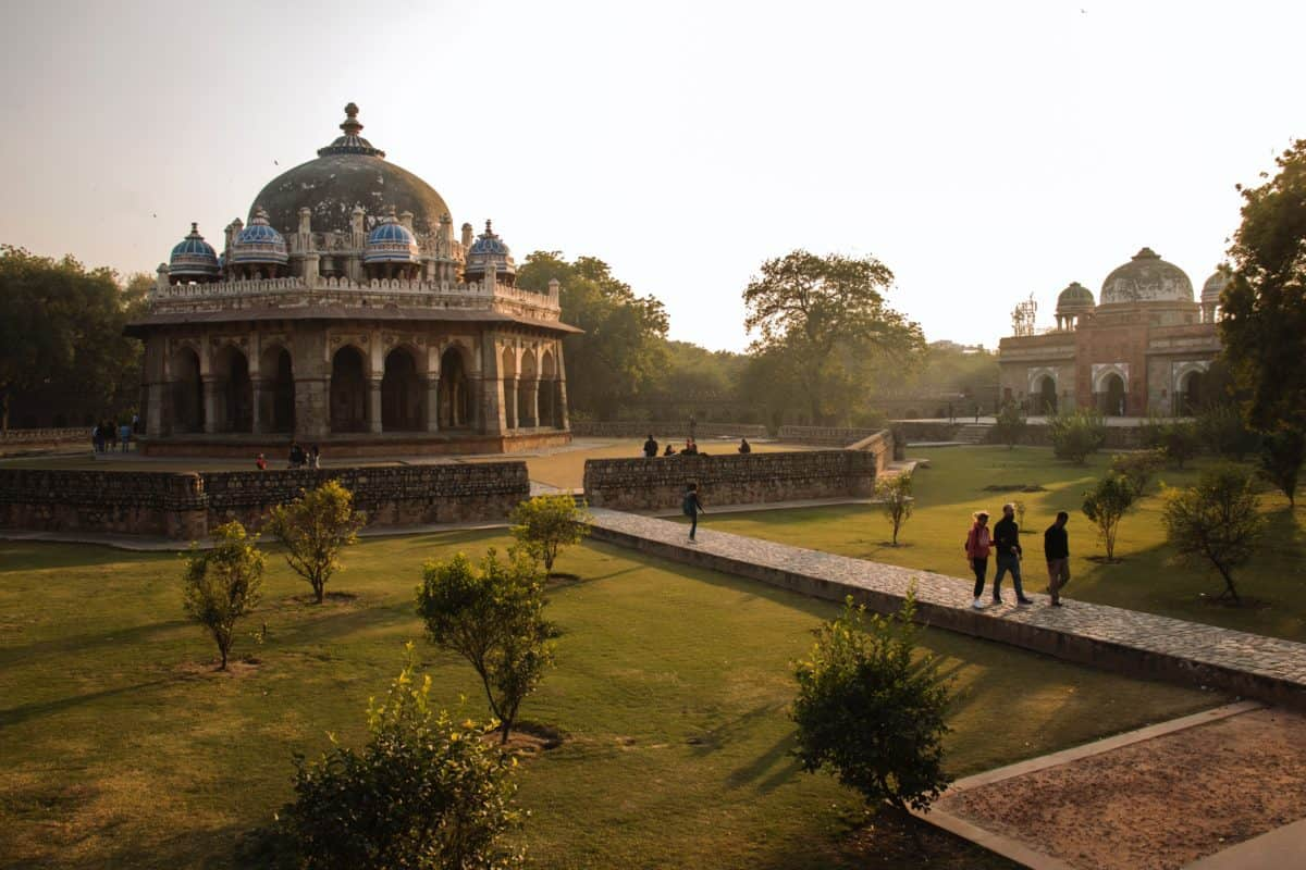 4 days in India itinerary Golden Triangle