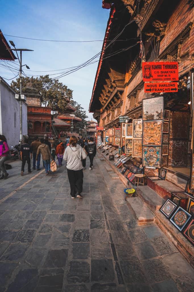 Kathmandu itinerary for 4 days