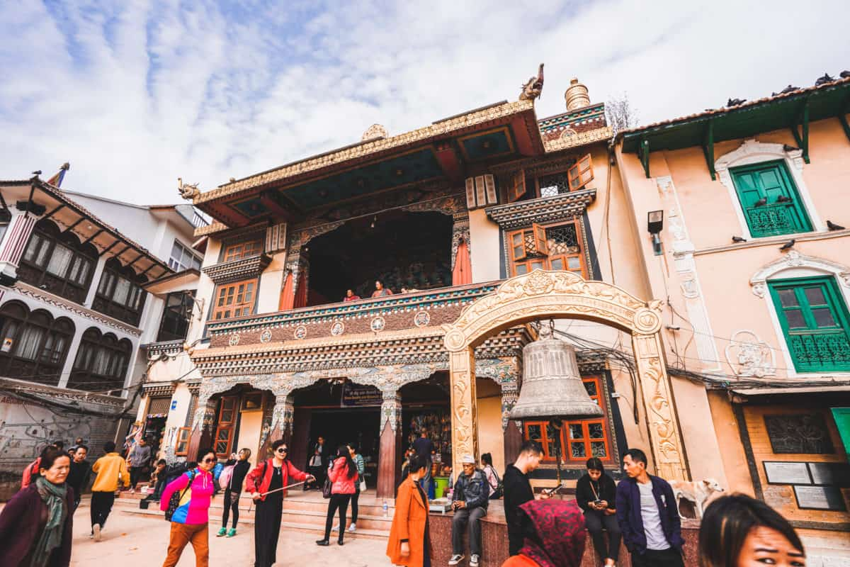 4 days in Kathmandu Valley