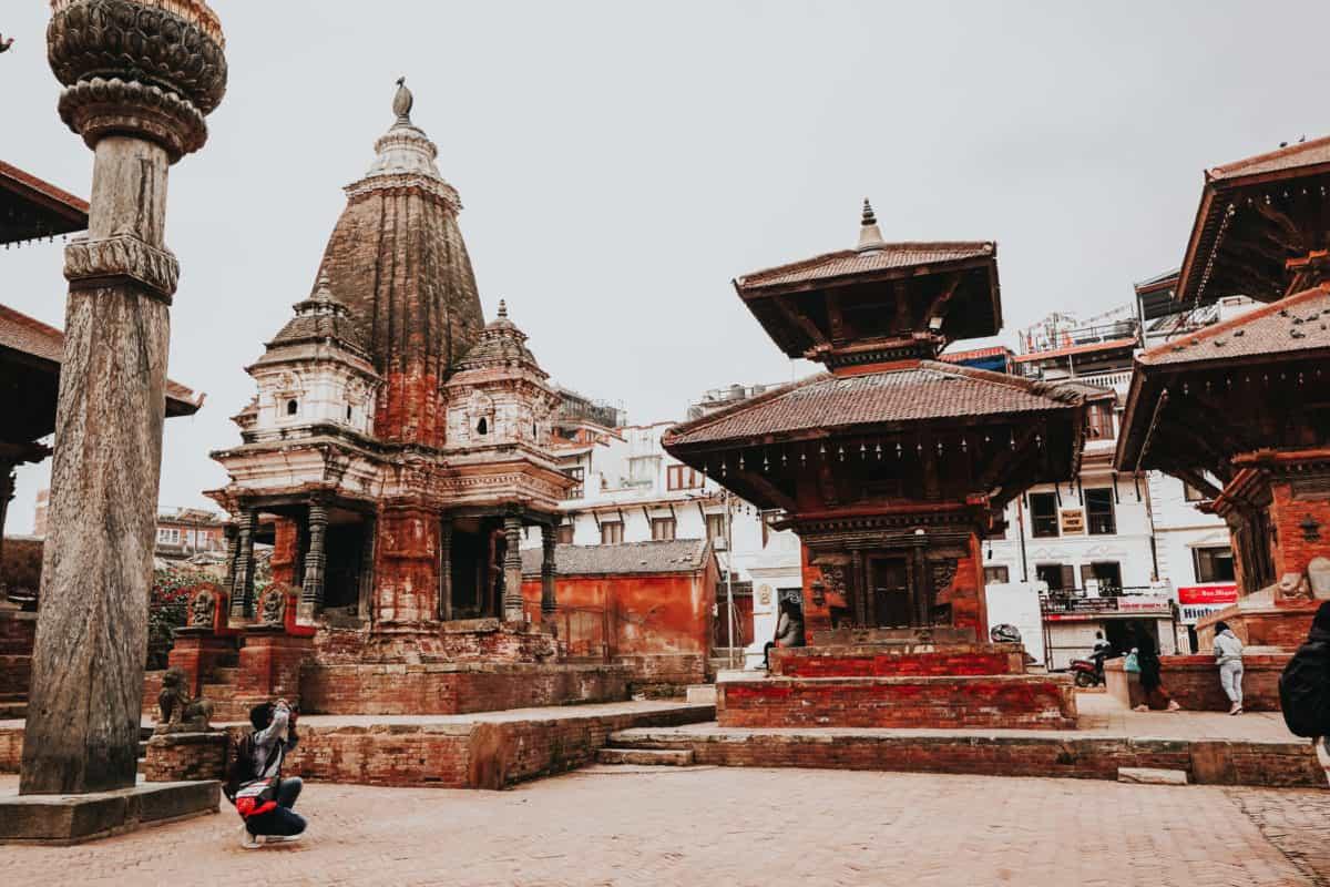 day trip to Patan, Kathmandu Valley