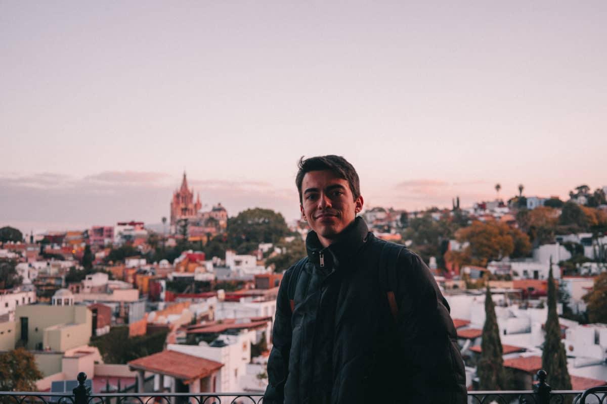 Driving from Mexico City to San Miguel de Allende & Guanajuato