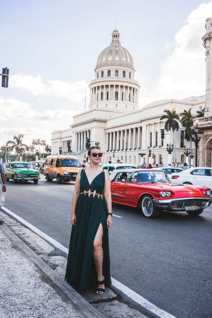 Best photo locations in Havana, Cuba