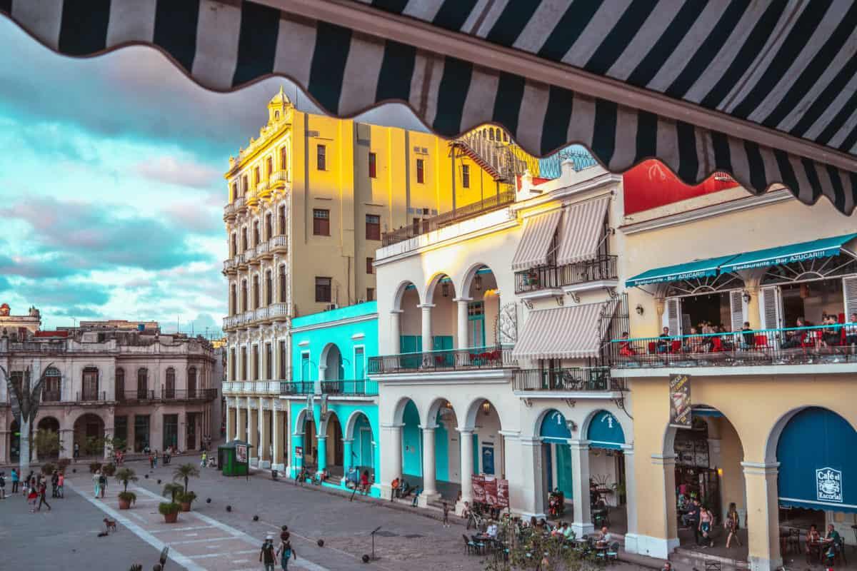 Photo spots in Havana