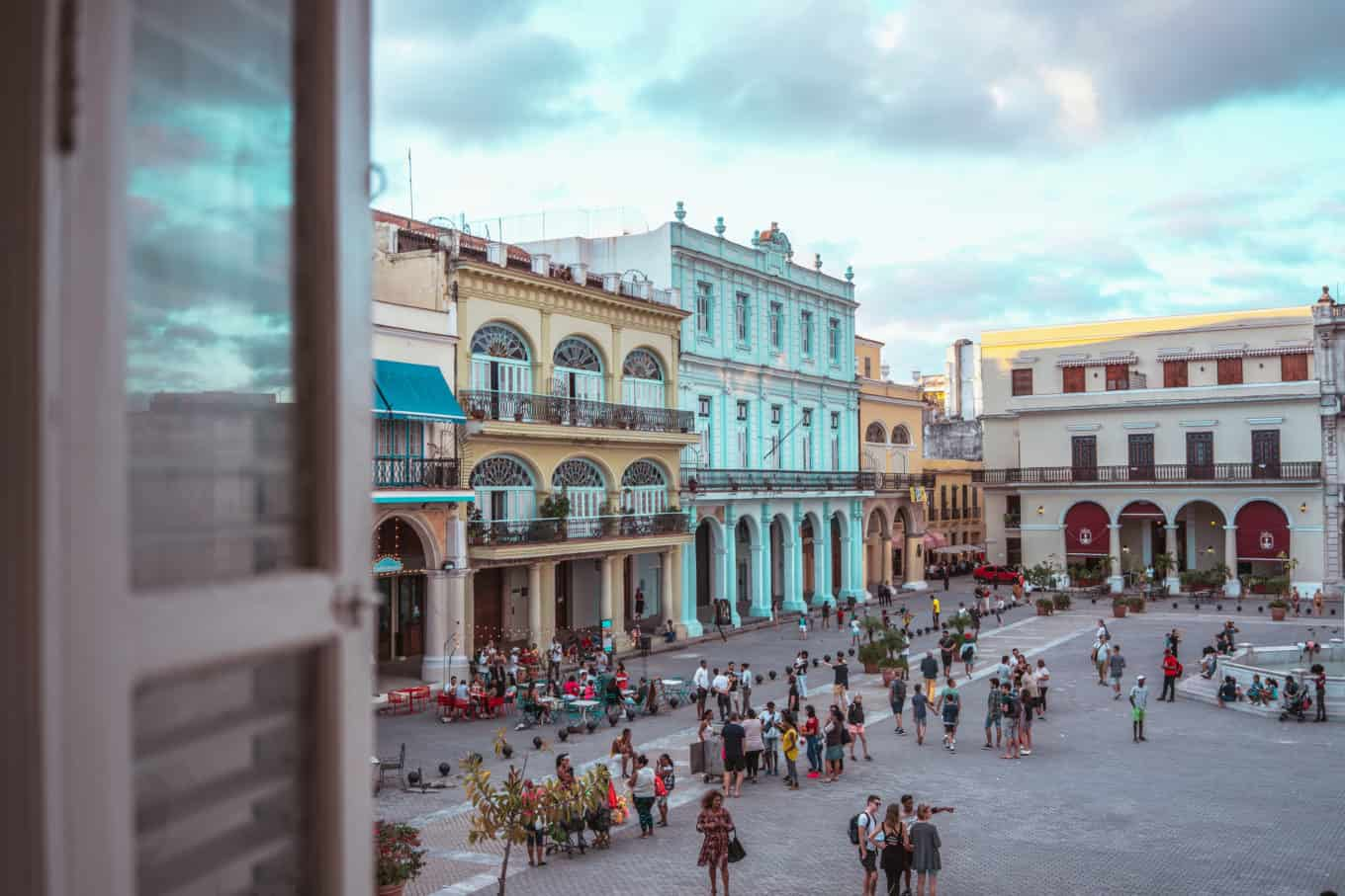 Best locations for a photoshoot in Havana