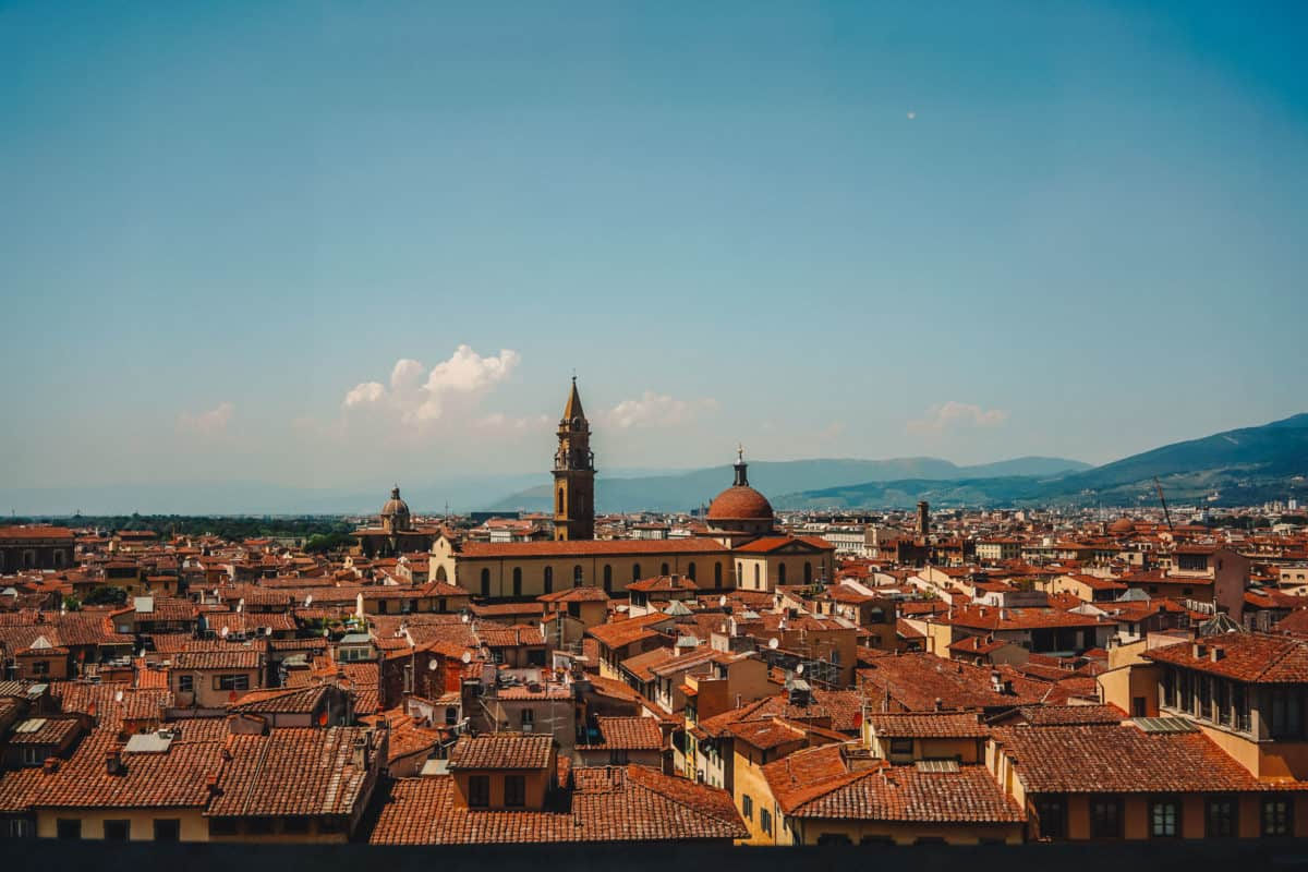 7-day itinerary for a road trip in Italy