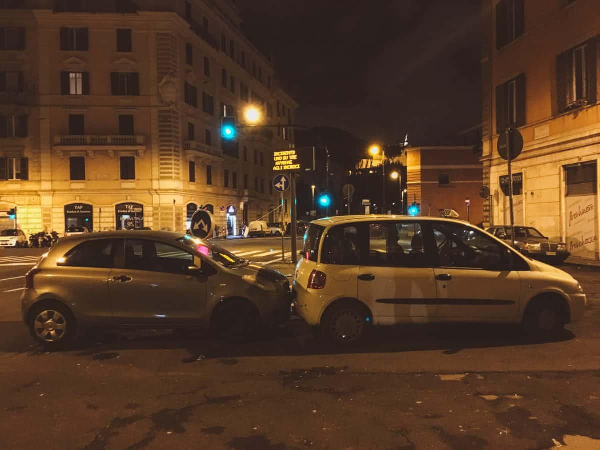 Parking art in Italy