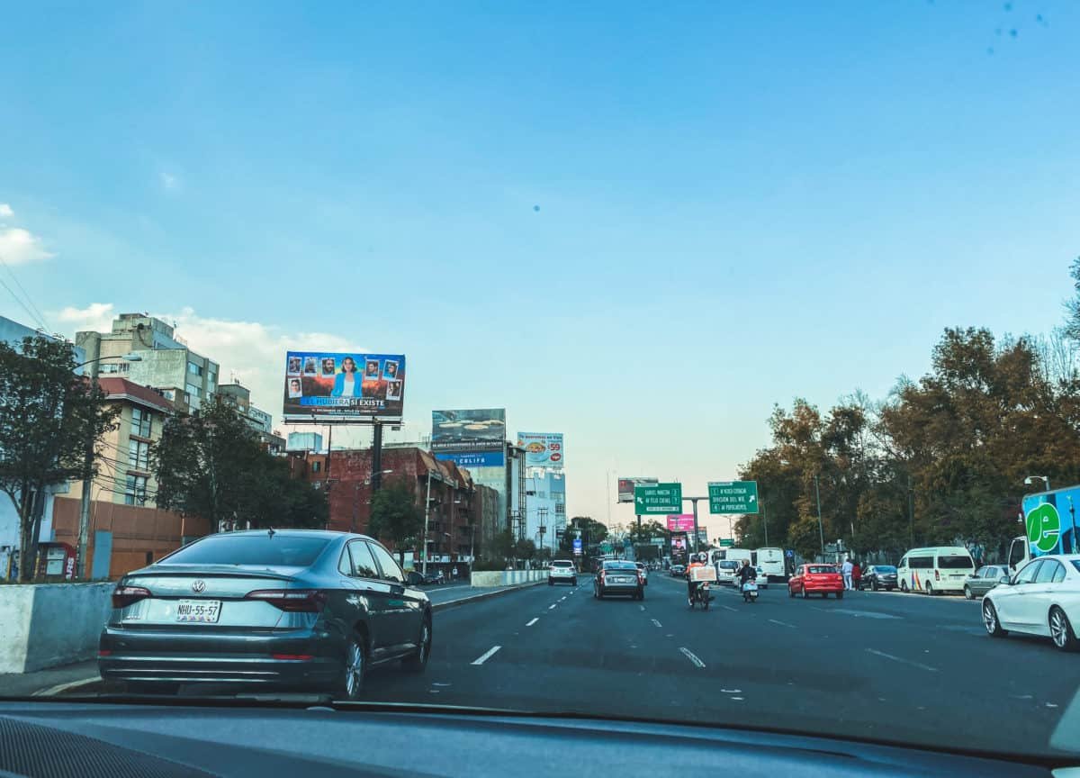 Read this before driving in Mexico City