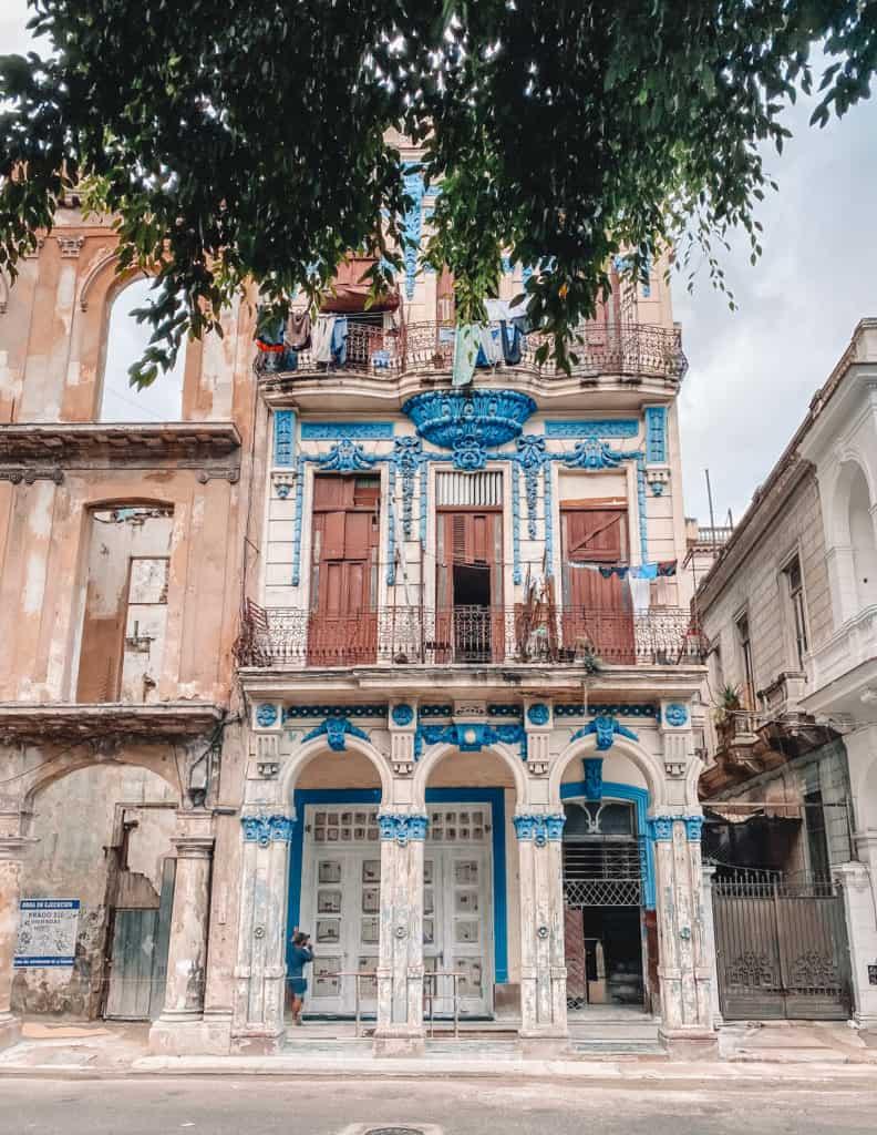 Old Havana - photogenic spots