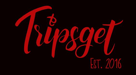 Tripsget Travel Blog logo