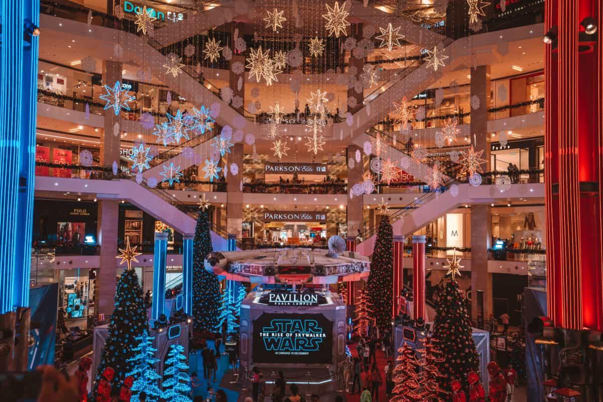 Highlights of Kuala Lumpur in 2 days. Shopping in Kuala Lumpur