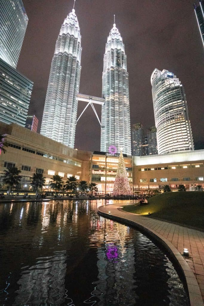 The best view of Petronas Towers