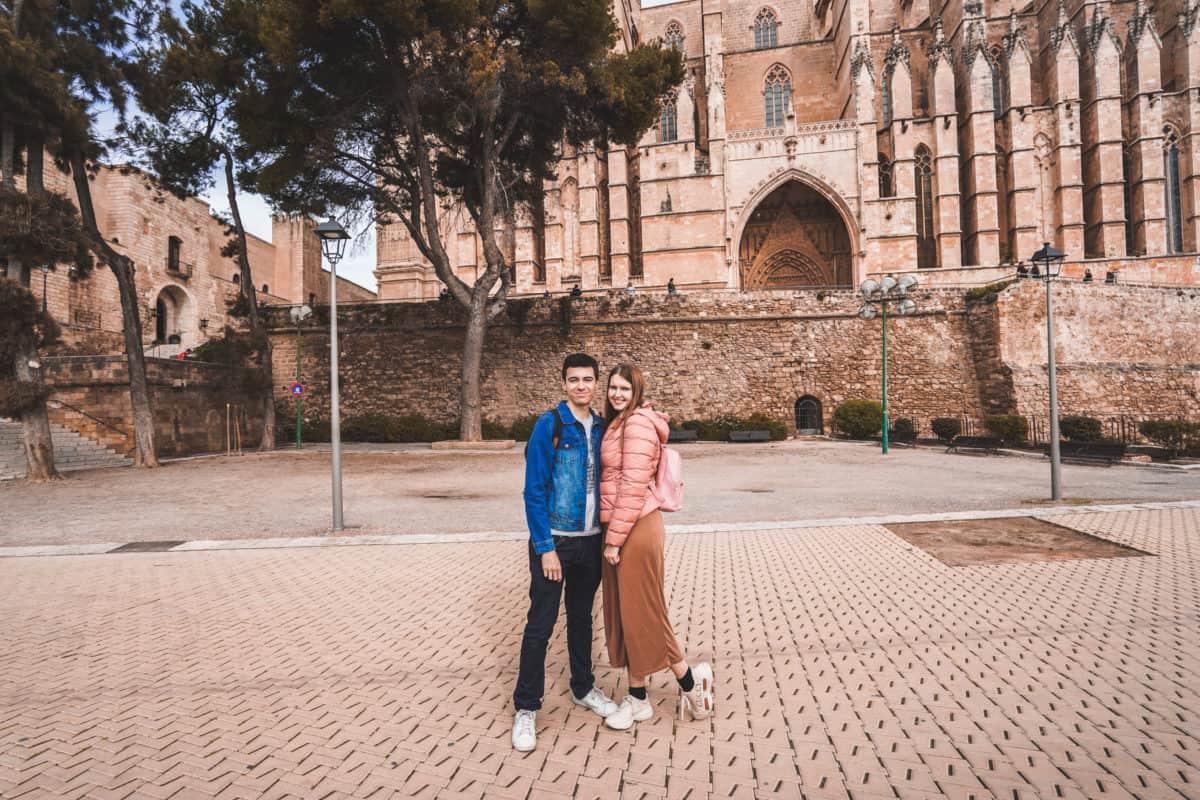 Majorca 2 days in winter
