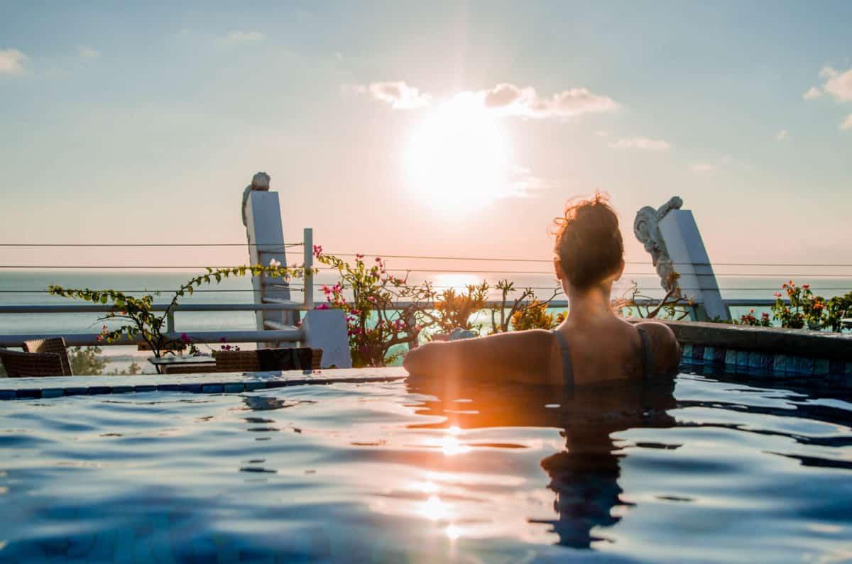 Seven Rooftop Bar Bali