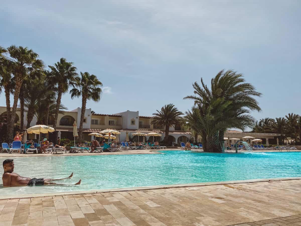 Riu Palace vs Iberostar Club Boa Vista. Best all-inclusive in Cape Verde (Boa Vista)
