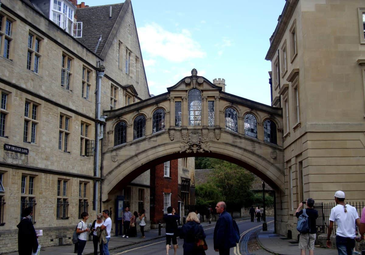 Most Instagrammable places in England - Oxford